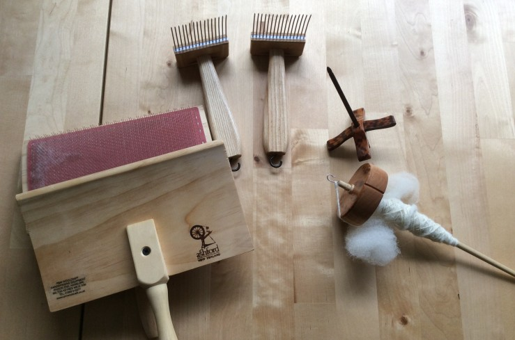 Fleece prep tools