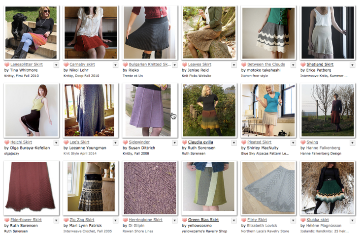 ravelry-knitted-skirt-patterns