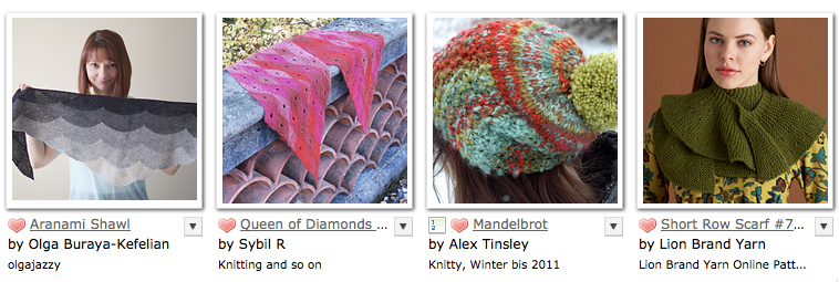 Patterns For Handspun Part 4 Modular Knitting Patterns Nearlythere