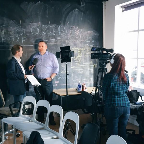 Barry Adams interviewed by NVTV